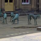 The Chatsworth Whippets by oulgundog