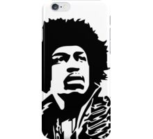 JIMMY HENDRIX iPhone Case/Skin