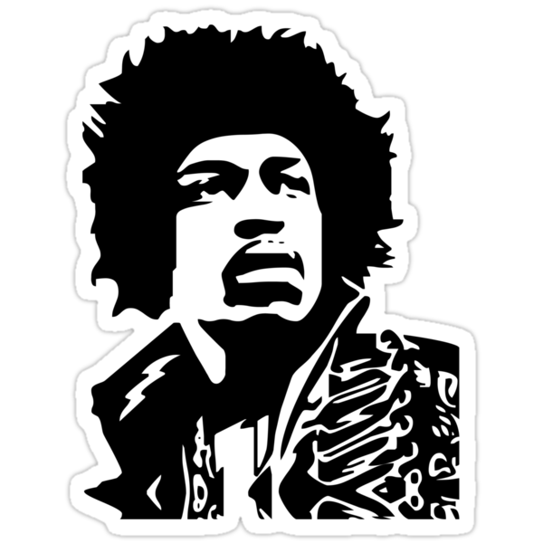 JIMMY HENDRIX by TheLoveShop