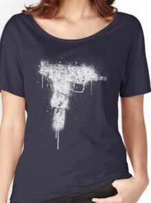 UZI -solo- Women's Relaxed Fit T-Shirt