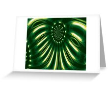 Alien Armour Greeting Card