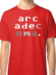 arcadecoma. - Colours Classic T-Shirt