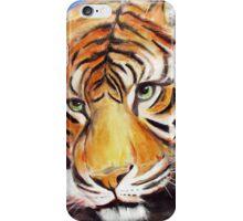 Tiger-eyes iPhone Case/Skin