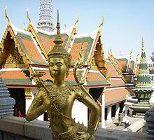 Thailand,Bangkok, Grand Palace by ishtarsands
