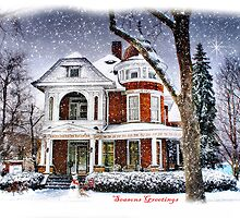 Victorian Christmas by Nadya Johnson