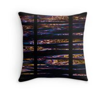 Untitled Tryptich Throw Pillow