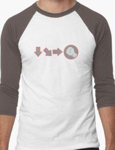 Hadouken Men's Baseball ¾ T-Shirt