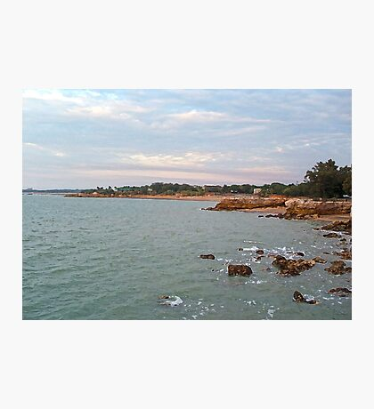 Nightcliff Beach Photographic Print