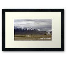 Moray Plains Framed Print