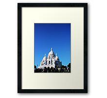 Tourism Framed Print