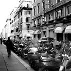 The streets of Rome by maddie5