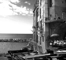 Riomaggiore – Cinque Terre by maddie5