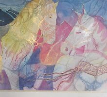 Horse Of A Different Color by Doris Currier