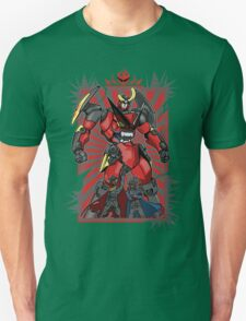 Pierce the Heavens (Red Version) T-Shirt