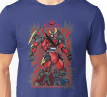Pierce the Heavens (Red Version) Unisex T-Shirt
