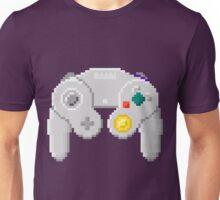 8Bit GameCube Controller Unisex T-Shirt