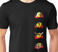 aussie heart Unisex T-Shirt