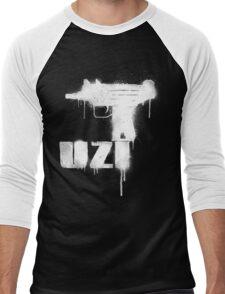 UZI Men's Baseball ¾ T-Shirt