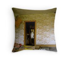 The Front Room Throw Pillow