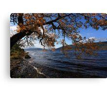 Loch Ness, Scotland Canvas Print