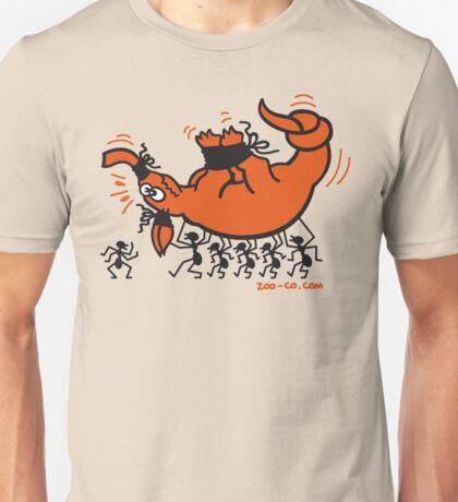Aardvark in Trouble Unisex T-Shirt