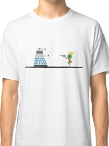 To Exterminate or Disintegrate 2 Classic T-Shirt