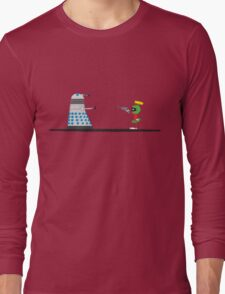 To Exterminate or Disintegrate 2 Long Sleeve T-Shirt