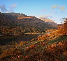 Kinlochleven by Martina Cross