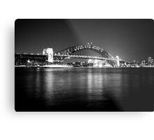 Sydney Harbour Bridge Metal Print