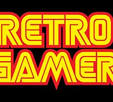 Retro Gamer by monsterplanet