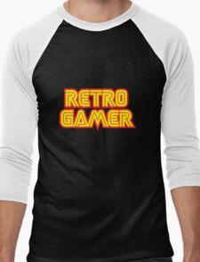 Retro Gamer Men's Baseball ¾ T-Shirt