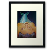 Sea Goddess Framed Print