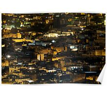Maroc - Fez (Fès) فـاس Poster