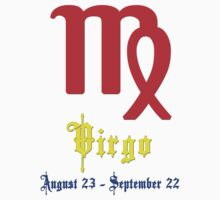 Virgo, August 23 - September 22 by Adrian Bud