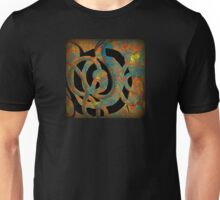 Unique Decorative Abstract Unisex T-Shirt