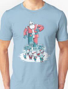 Robo Santa T-Shirt