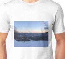 Snow Mountains Unisex T-Shirt