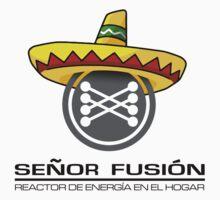 Señor fusión - Mr.Fusion mexican edition T-Shirt