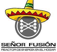 Señor fusión - Mr.Fusion mexican edition by RossP914
