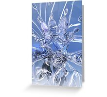 Sudden Frost Greeting Card