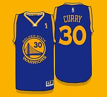 STEPHEN CURRY- Nba Finals Jersey - SMILE DESIGN by fgcsmile