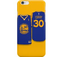 STEPHEN CURRY- Nba Finals Jersey - SMILE DESIGN iPhone Case/Skin