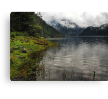 Gosausee 2 Canvas Print
