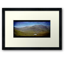 O´connor pass Framed Print