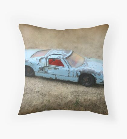 when we were young.... Throw Pillow