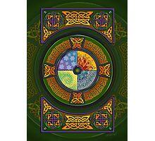 Celtic Elements Photographic Print