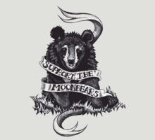 Support the Moonbears t-shirt by Angelique Moselle Price
