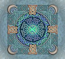 Celtic Eye of the World by foxvox