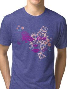 Beautiful girl  Tri-blend T-Shirt