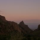 Sunrise at Big Bend National Park by Susan Russell